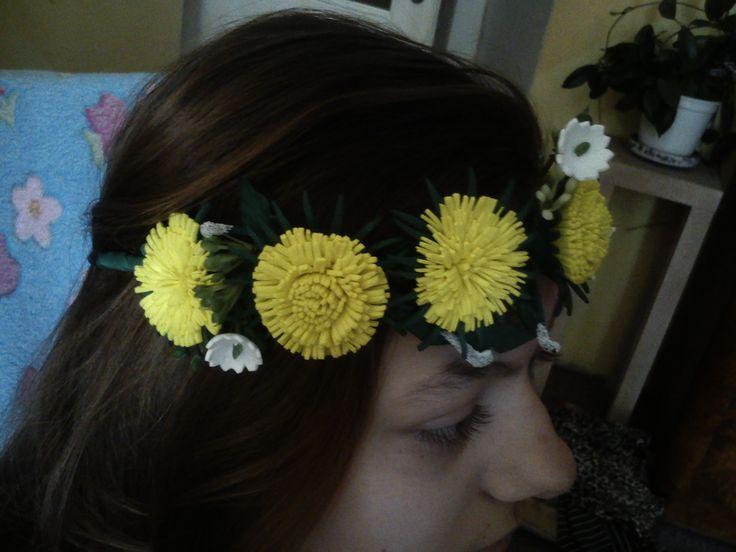 fom  dandelions