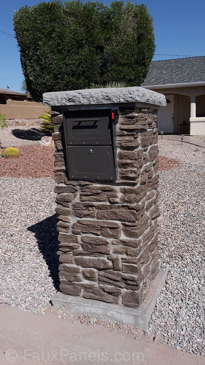 Beautiful Residential Mailboxes | Design Photo Gallery