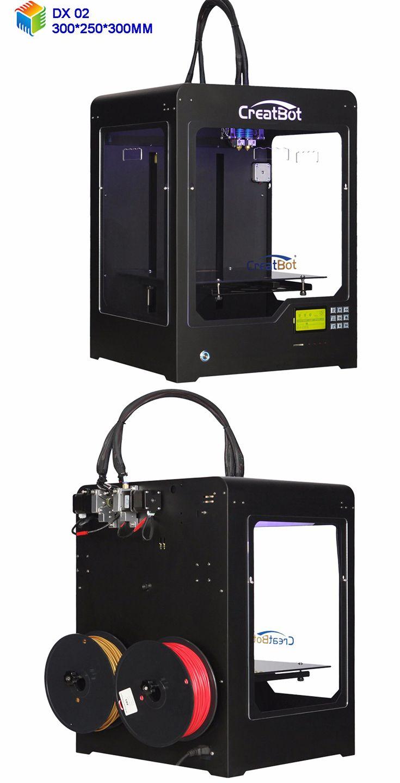 Creatbot 3d printer gift geek boyfriend