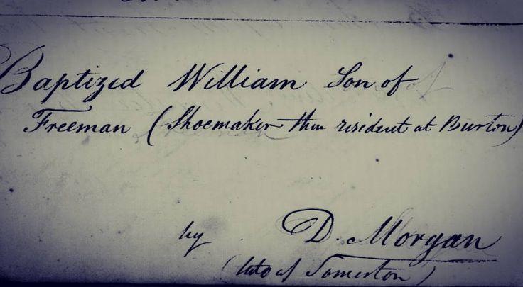 New blog post #familyhistory #genealogy #history #newblogpost #derbyshire
