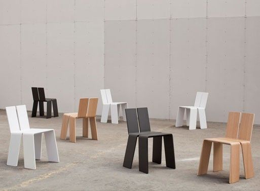 Perfect KiBiSi Shanghai Chair   Designed For The Danish Pavilion For The Shanghai  World Expo 2010 The Shanghay Chair Is Conceived As A Single Segment Of The  Social ...
