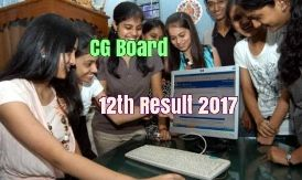 CGBSE 12th Result 2017, cgbse.net, CG Board Class 12th Results, CG Board Secondary Exam Result, CG Higher Secondary Result Name Wise, Check Now