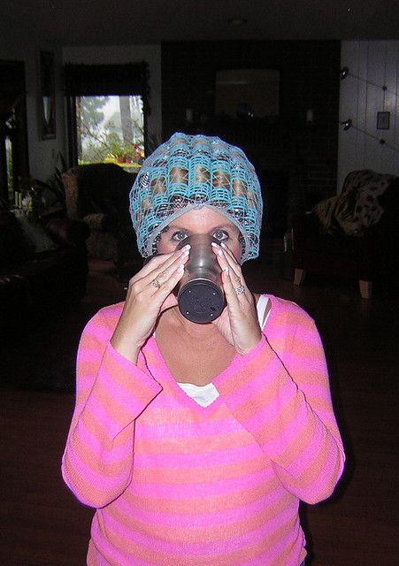 ma mise en plis est mont e j 39 ai le temps de boire un th hair curlers pinterest. Black Bedroom Furniture Sets. Home Design Ideas