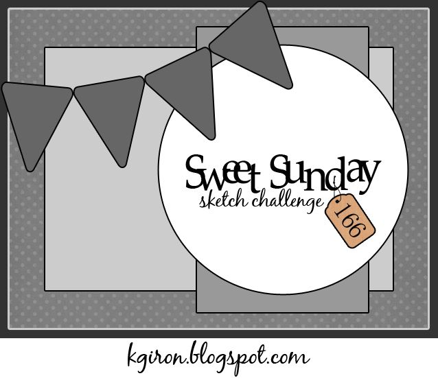 the sweetest thing...: Sweet Sunday Sketch Challenge 166