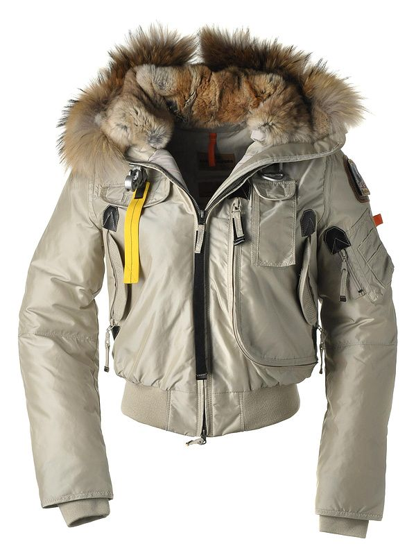Protecting your hands from the harsh conditions of winter, that's the function of the Parajumpers Gobi-Woman Jacket Ivory. Thanks to high-quality down, your will be warm with this charming Parajumpers Gobi-W. When you wear it, you feel you prepared for the next ice age. Enjoy good price ordering Parajumpers Women Gobi Jacket with high quality at our website.