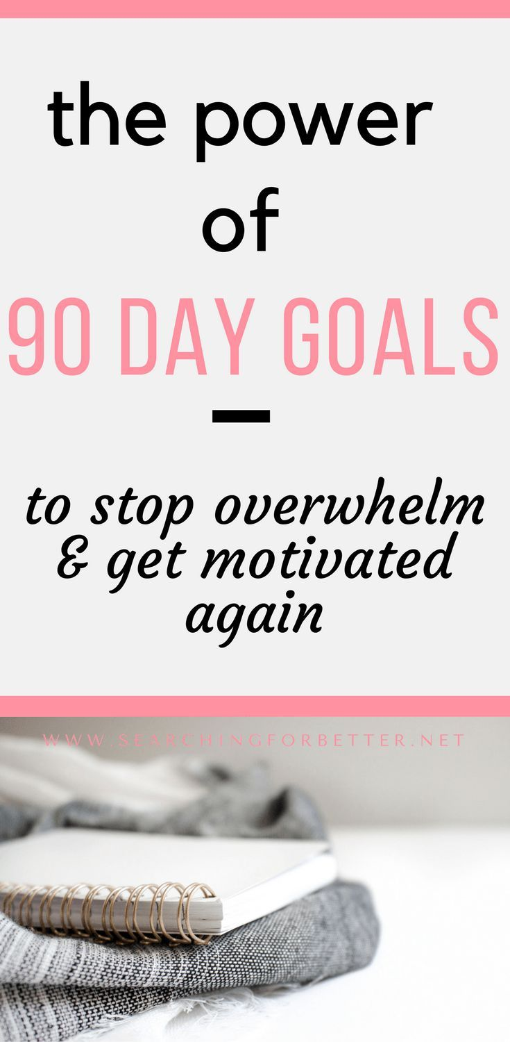 Procrastinating? Not taking the action you know you should be to reach your goals? Set a 12 week goal and see the power of having a 90 day year!