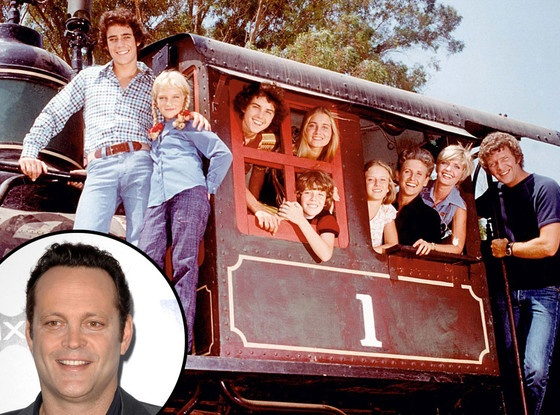 Vince Vaughn is taking it upon himself to reboot the classic 1970's show the Brady Bunch!