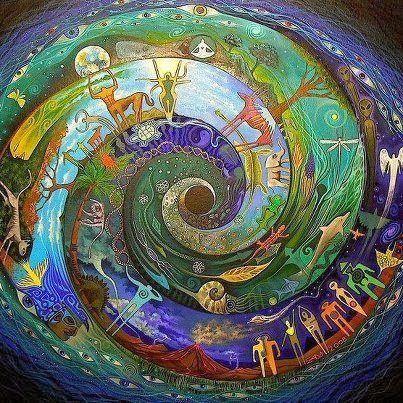 A MAGYARSÁG A MAG NÉPE - A MAGYAR AZ ŐSNYELVA Föld teremtésének mondája