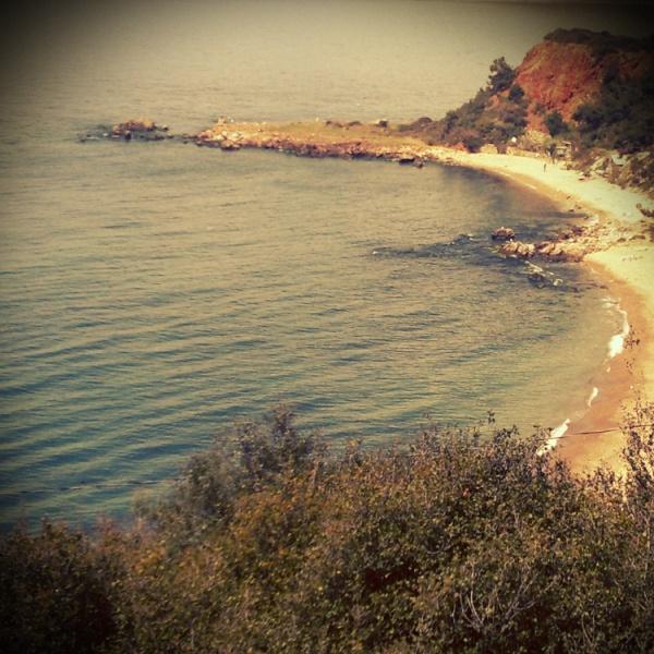 Antigoni Island - Burgazada