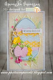 Colorful Easter cards.