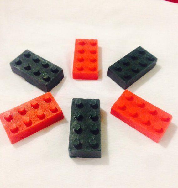 Lego soaps