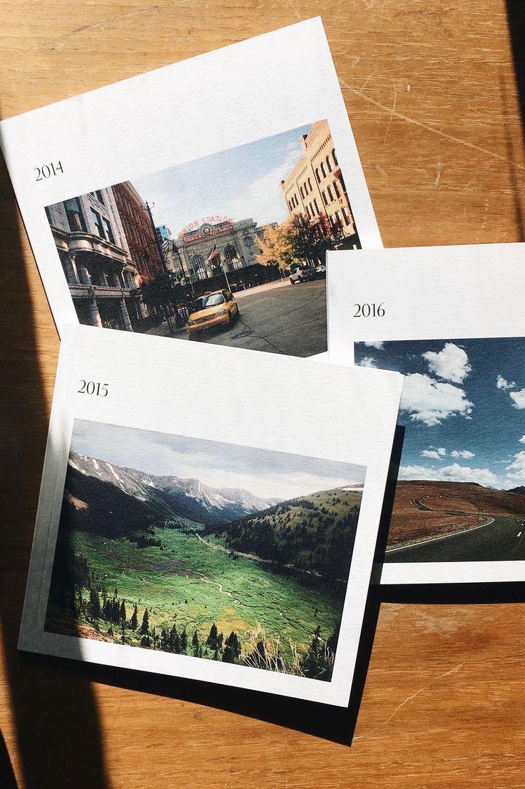 Instagram Friendly Photo Books by Artifact Uprising