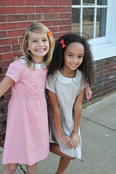 Olive Juice is a children's clothing brand inspired by classic American silhouettes. From little girls dresses to peter pan collar blouses, retro insp kids fashion, childrens shoes, clothing for girls, toddler clothes, dresses for girls, kid.