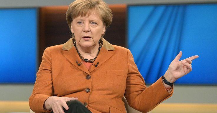 Focus.de - Wie Angela Merkel zur ersten Predigerin des Landes wurde