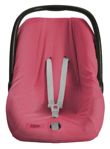 Jollein - Accesorio para sillas de coche, color rosa