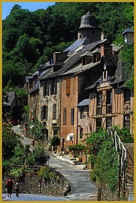 Conques ~ Aveyron