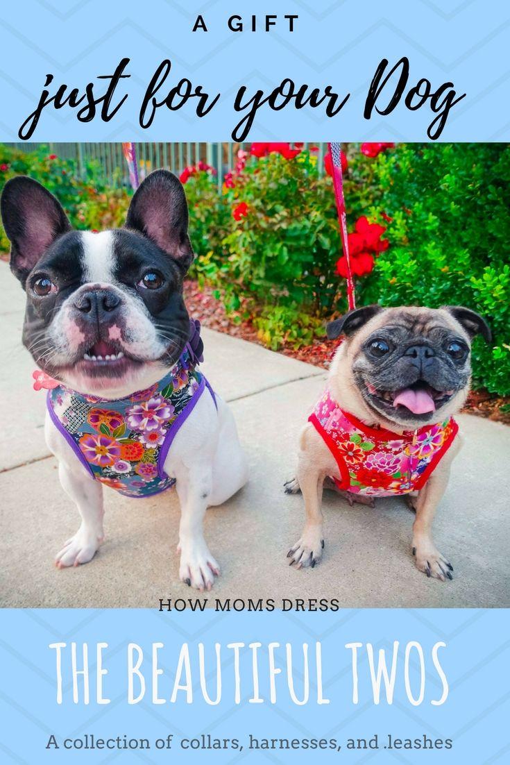Japanese Kimono French Bulldog Harness Pug Harness Adjustable