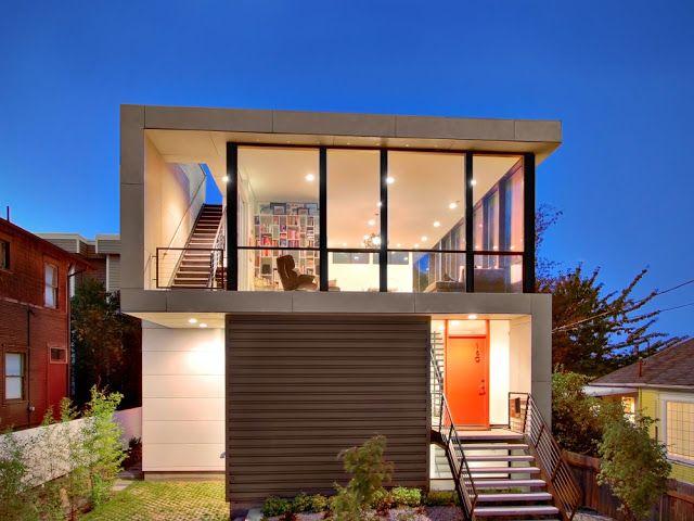 Casa & Detalles.: Residencia Crockett por Elemental Architecture