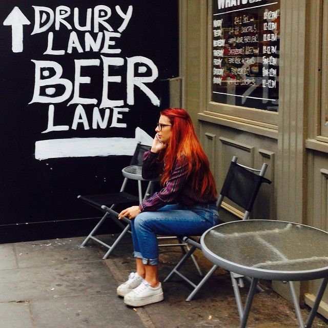 #beer lane, #London! I like the sound of that! Get the #Kooky #London #App http://bit.ly/11XgicP #ig_London #igLondon #London_only #UK #England #English #GreatBritain #British #iPhone #quirky #odd #weird #photoftheday #photography #picoftheday #igerslondon #londonpop #lovelondon #timeoutlondon #instalondon #londonslovinit #mylondon #Girl #portrait #CoventGarden #Padgram