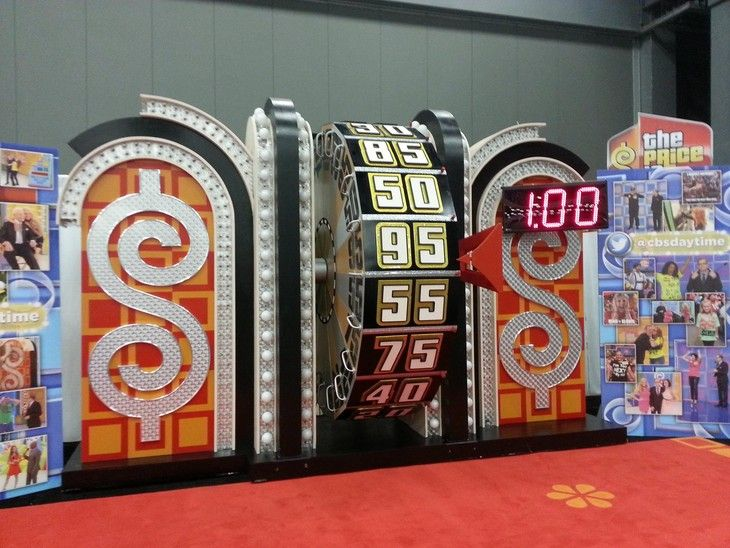 how to build a price is right big wheel - Google Search