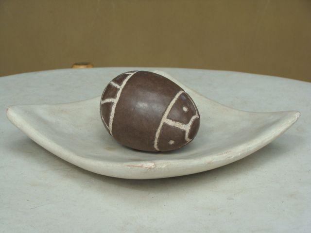 Tadelaktowe jajko - wielkanocna wariacja
