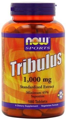 NOW Sports Tribulus 1000 mg180 Tablets http://amzn.to/2Bjirrf - http://ift.tt/1HQJd81