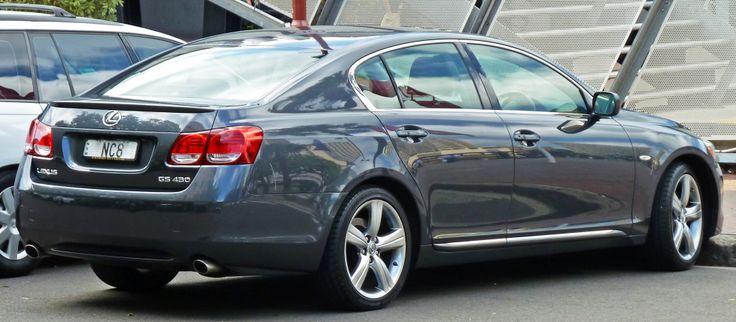 lexus 430 gs 2008