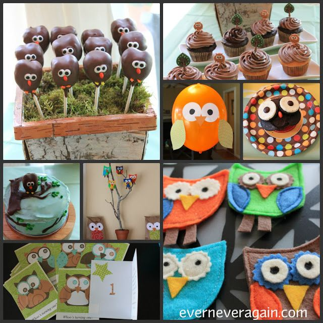 1000+ Ideas About Owl Parties On Pinterest
