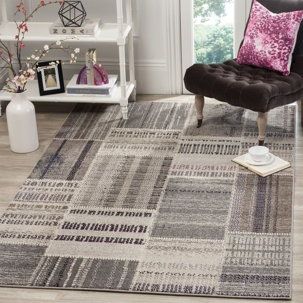 Safavieh Monaco Grey/ Multi Rug (8u0027 X ... Part 63