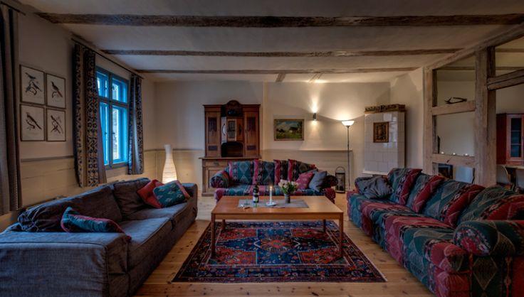 adelaparvu.com despre casa la tara modernizata, casa Germania, Ehemaliger Gasthof, Foto Traumhaff  (7)