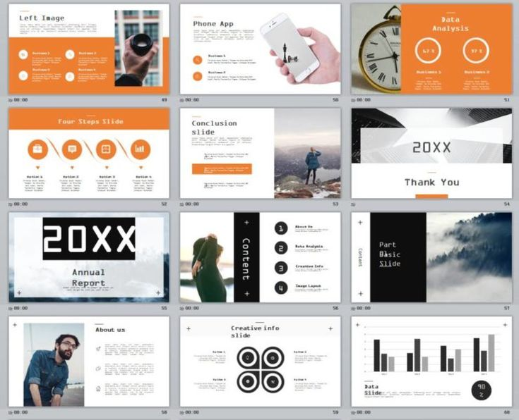 2018 Best Powerpoint templates | The highest quality PowerPoint Templates and Keynote Templates download - Part 3