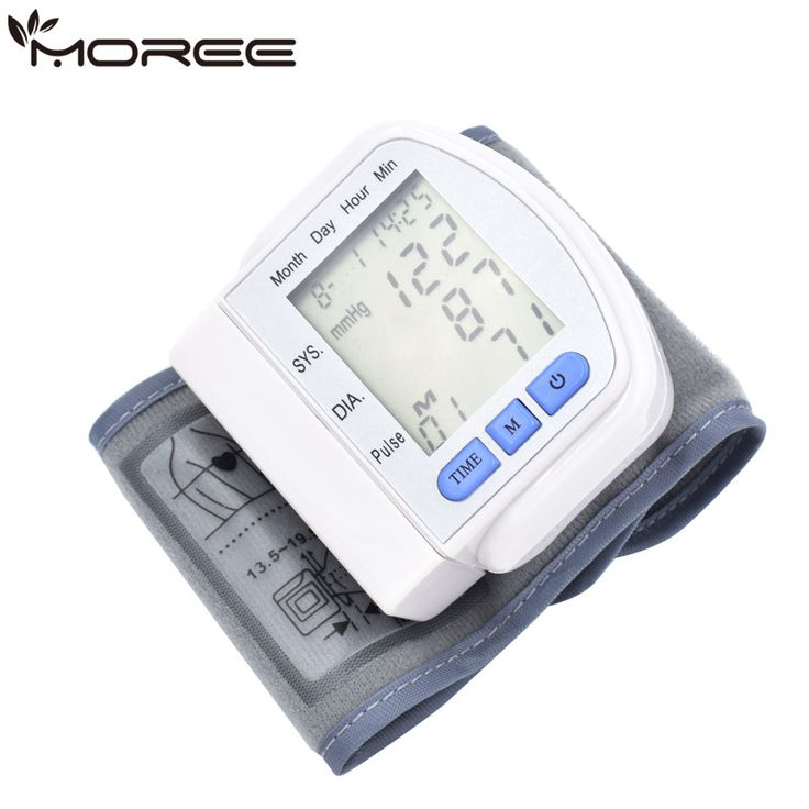 Easy operate digital wrist blood pressure monitor health monitor de presion arterial retail and wholesale     Tag a friend who would love this!     FREE Shipping Worldwide     Buy one here---> https://www.techslime.com/easy-operate-digital-wrist-blood-pressure-monitor-health-monitor-monitor-de-presion-arterial-retail-and-wholesale/