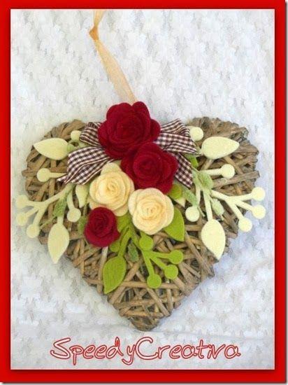 Rose per Natale