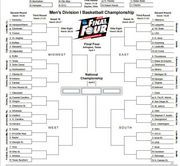 The 2015 NCAA tournament bracket has finally been revealed. Get ready for your office pool with our printable bracket.