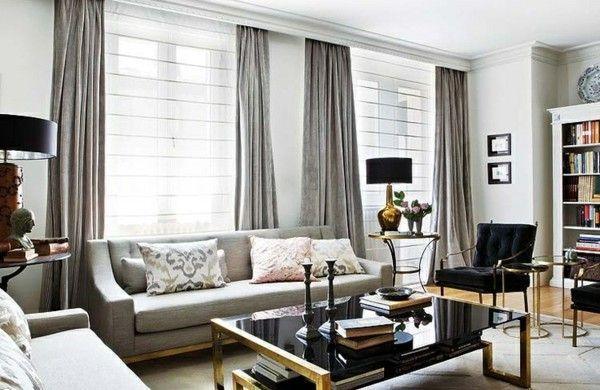 die besten 25 vorhang fenster ideen auf pinterest fenster gardinen einfache vorh nge und. Black Bedroom Furniture Sets. Home Design Ideas