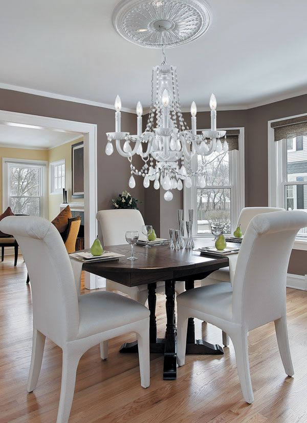 todays lighting trends 7 ways to add fashion and flair to bare ceilings - Dining Room Lighting Trends