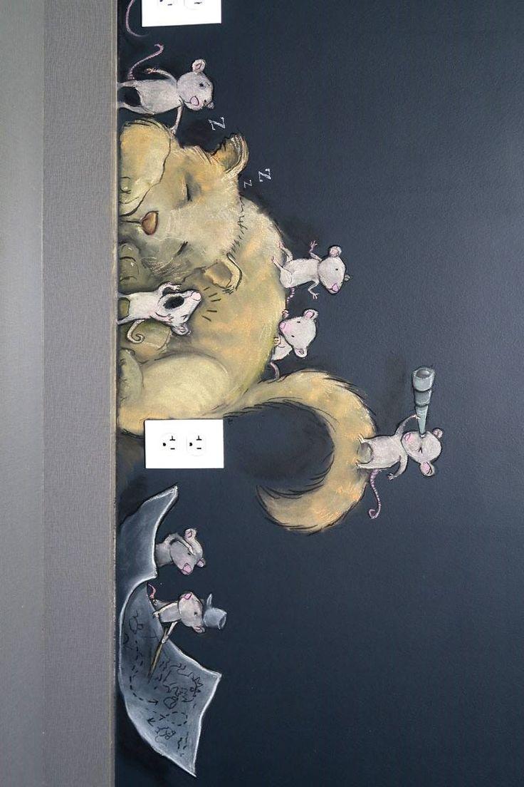 Best Chalk Art Images On Pinterest David Zinn Sidewalk Art - David zinns 3d chalk art adorably creative