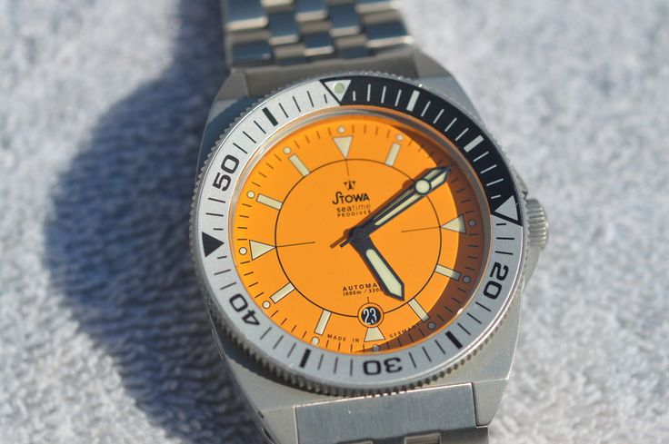 FS: Stowa Prodiver Melon Full Kit RARE!!