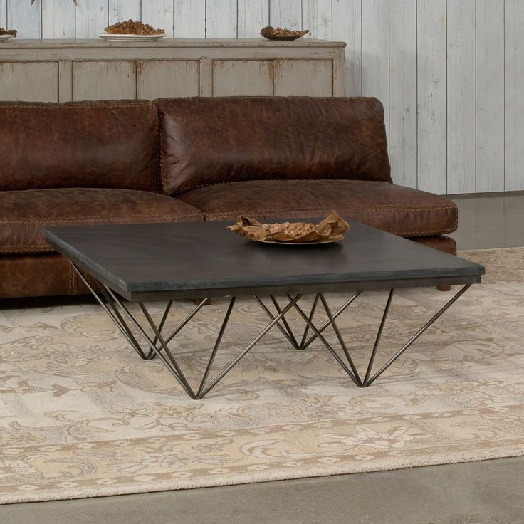 1000 Ideas About Slate Coffee Table On Pinterest Modular Homes Coffee Tables And Fire Pit Grill