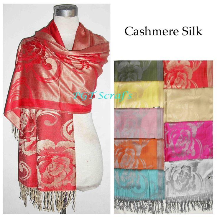 PROMO  Discount !!  Cashmere Silk turun harga... www.grosirtudung.com