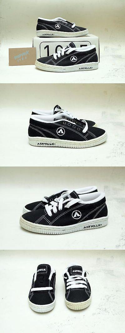 Youth 159072: Nos Vintage Skateboard Shoes Airwalk One Nos Us4 Og -> BUY IT NOW ONLY: $35 on eBay!