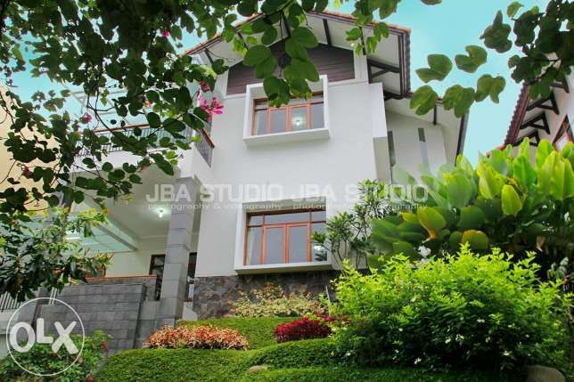 Villa 5 Kamar Dago Atas, Bandung ( Amethyst 16 )