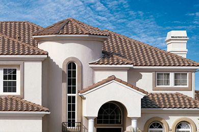 California Style Clay Roof Homes Clay Roof Tiles