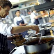 English Michelin-starred chef Tom Aikens talks to Crane.tv about his inspirations for spring cooking, and shows how to cook his favourite springtime dish: poached pheasant egg, smoked breadcrumbs and garlic soup.
