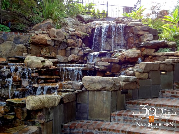 17 best images about beau jardin garden water feature on for Beau jardin natchitoches la