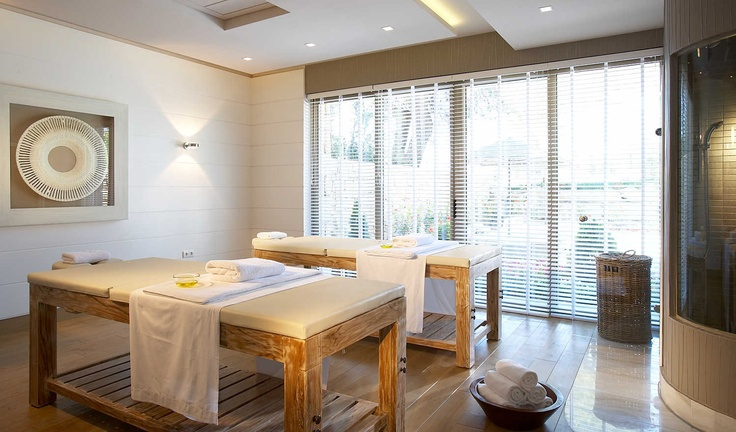 The Club Spa, in Sani Beach Club, will take you on a journey of discovery offering a spectrum of authentic traditional therapies inspired from around the world.   Location: Halkidiki, Greece