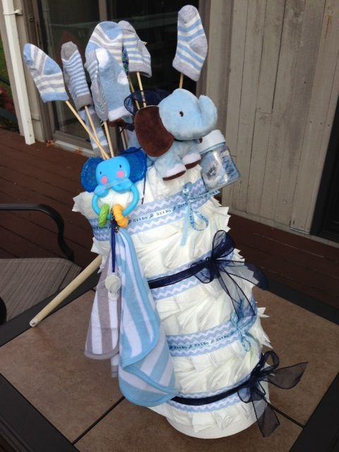Diaper Golf bag