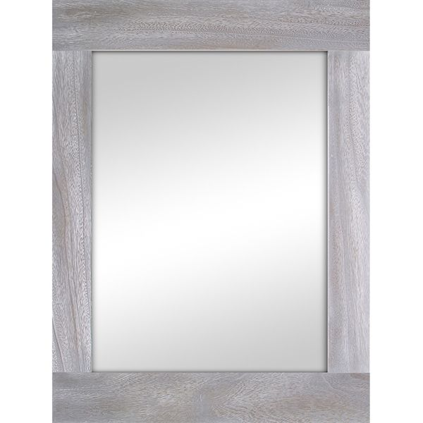 Shop Columbia Frame  31.5-in x 47.5-in Silver Metallic Polished Rectangle Framed Contemporary Wall Mirror at Lowe's Canada. Find our selection of wall mirrors at the lowest price guaranteed with price match   10% off.