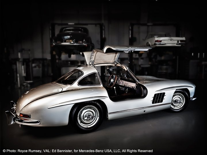 68 best images about 300 sl coupe roadster on pinterest for Mercedes benz classic car center