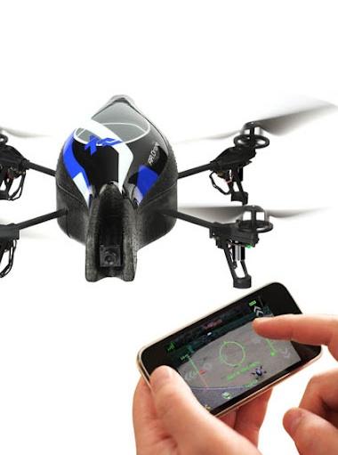 BUNDLE: AR. DRONE 2.0 OG + BATTERIA RICARICABILE PER AR. DRONE 2.0 | electromania.co @299€